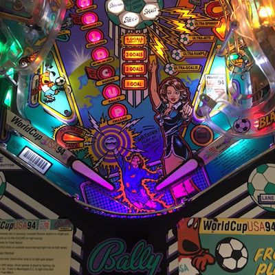 Pinball Trough Lighting Kit - Mezel Mods  - 7