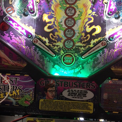 Pinball Trough Lighting Kit- Simpsons Pinball Party - Mezel Mods  - 9