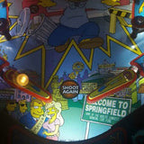 Pinball Trough Lighting Kit- Simpsons Pinball Party - Mezel Mods  - 1