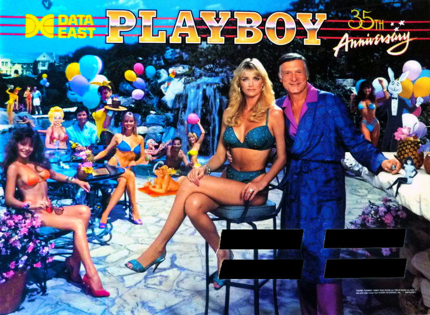 Playboy 35th Anniversary Pinball