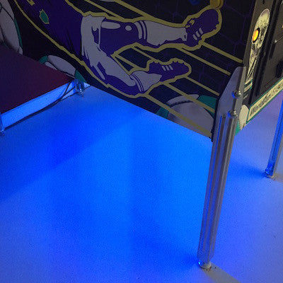 RGB Under Cabinet Pinball Lighting Kits - Mezel Mods  - 3
