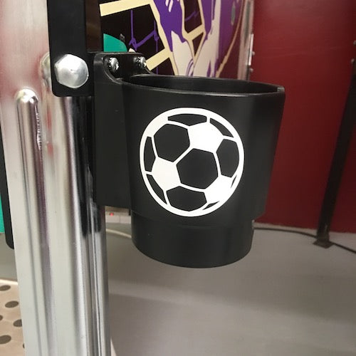 Soccer PinGulp Decal