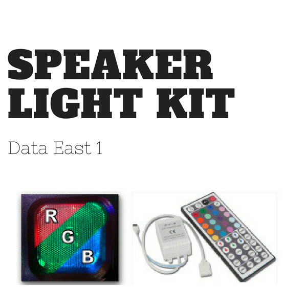 Speaker Light Kit- Data East 1