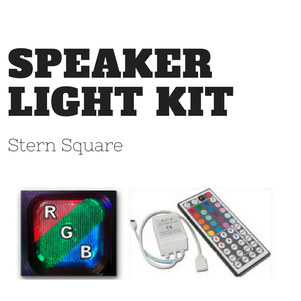 Speaker Light Kit- Stern Square