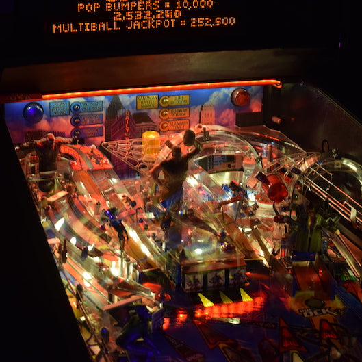 Spider-Man Pinball Interactive Back Board Lighting Kit