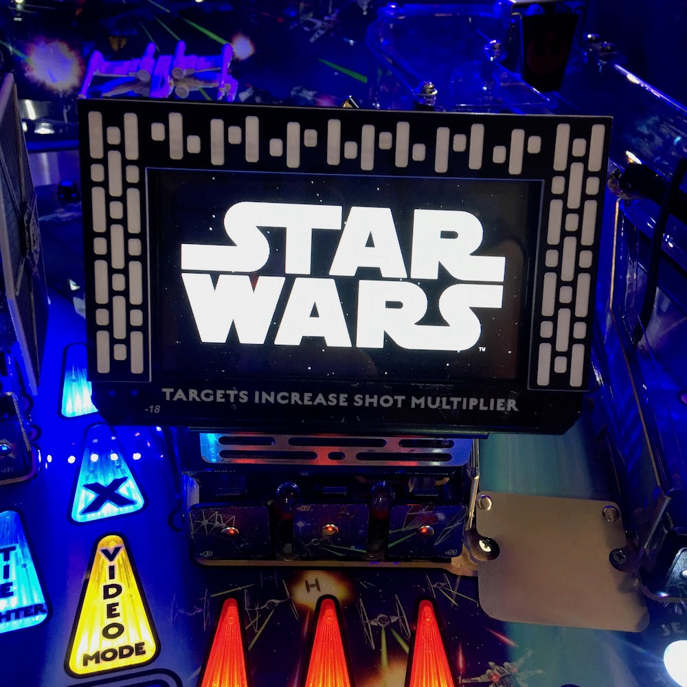 Star Wars Pinball LCD Space Armor