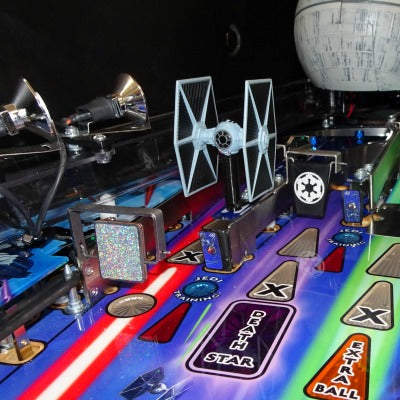 Star Wars Pinball Tie Fighter Toy