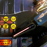 Star Wars Trilogy Pinball Lightsaber Flipper Toppers