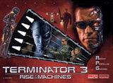 Terminator 3 Pinball Interactive Back Box Light Kit