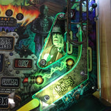 The Munsters Pinball Plastic Protectors