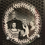 The Munsters Portrait Speaker Acrylics