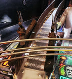 The Munsters Pinball Staircase Railing
