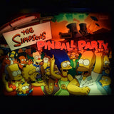 The Simpsons Pinball Party RGB Backbox Kit