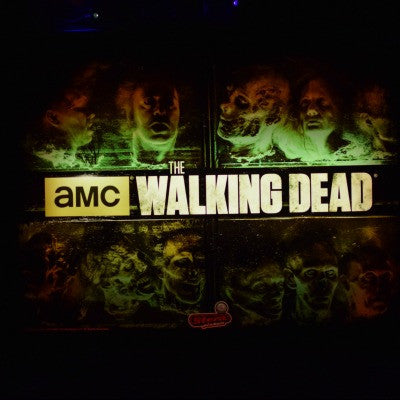 The Walking Dead Pinball Custom Backbox Kit