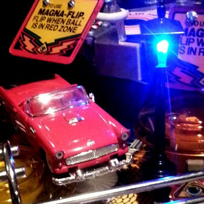 Twilight Zone Pinball Street Lamp - Mezel Mods  - 2