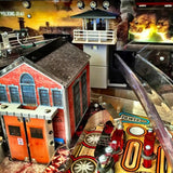 Walking Dead Pinball Prison Door Roof - Mezel Mods  - 1