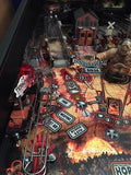 Walking Dead Pinball Terminus Cafe Sign