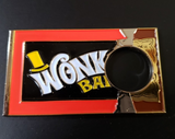 Willy Wonka Pinball Gobstopper Shooter Rod & Plate