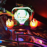 Wizard of Oz Pinball Throne Room Fire Pots - Mezel Mods  - 1