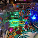 World Cup Soccer Pinball Goal and Stryker Illumination - Mezel Mods