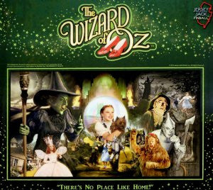 Wizard of Oz Pinball Interactive Under-cabinet Light Kit