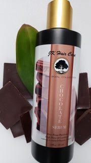 High Shine Chocolate Serum