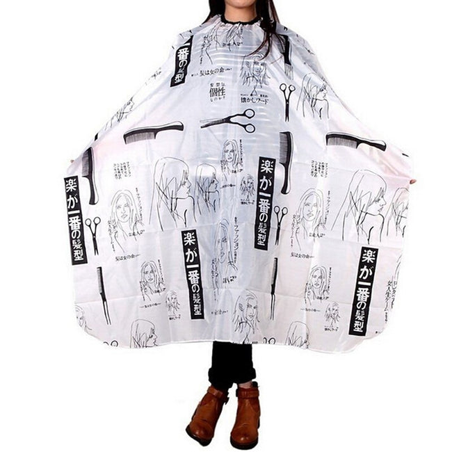 Hair Salon Cutting Barber Hairdressing Cape for Haircut Hairdresser Apron
