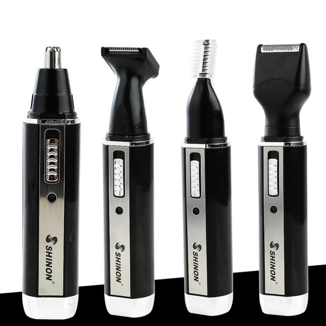 Eyebrow & Beard Multi function 4 In 1 Electric Trimmer