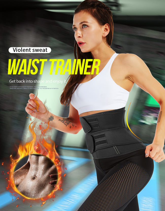 Waist Trainer Body Shapewear Tummy Belt