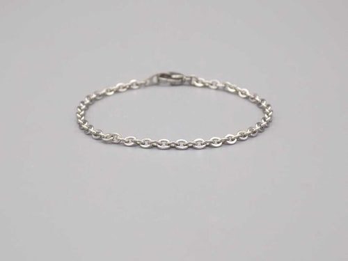 Stainless Steel Cable Chain bracelet - TrendyStreetJewelry