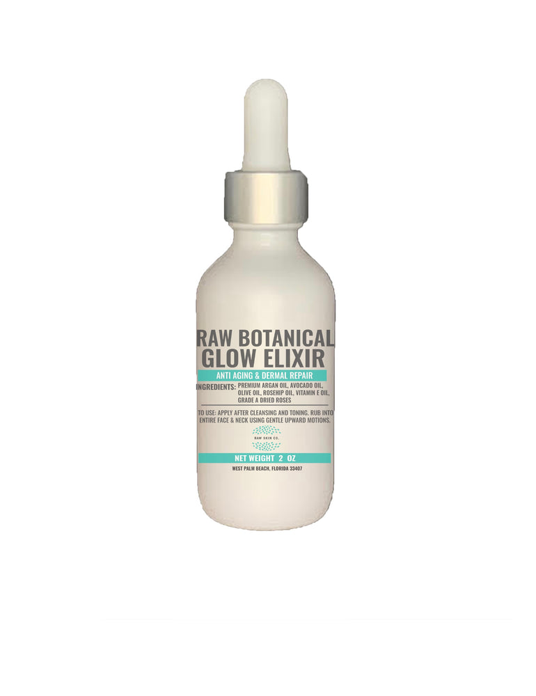 Raw Botanical Glow Elixir