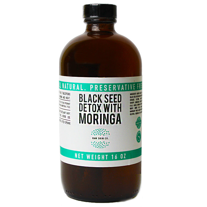 Black Seed Detox with Moringa