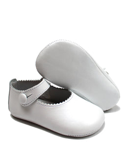Pearl shoes in calf leather
