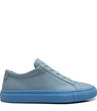 Load image into Gallery viewer, Pale blue sneakers