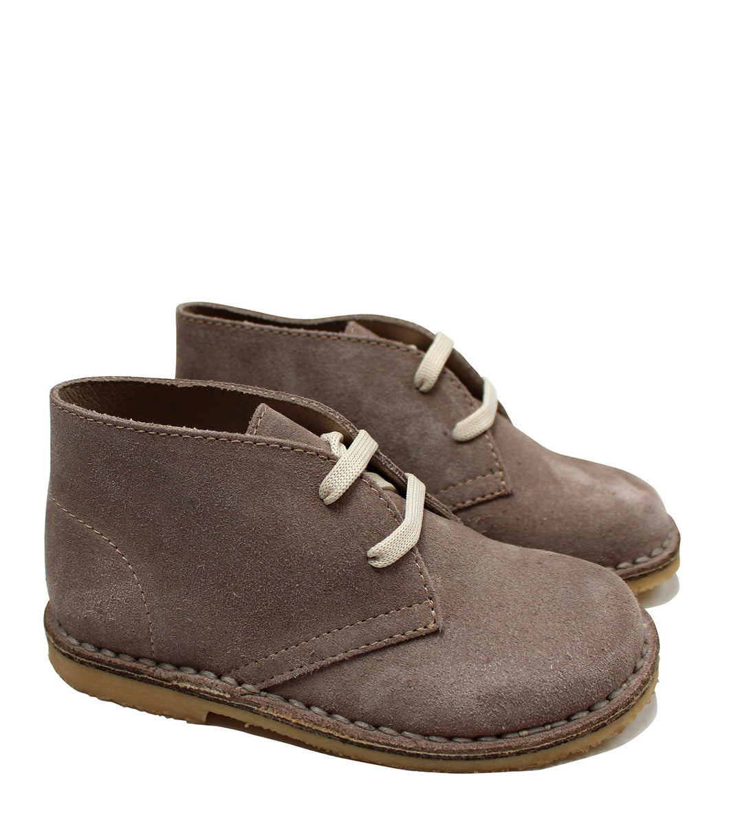 Natural desert shoes