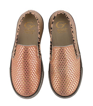 Load image into Gallery viewer, Multicolor leather slip-on