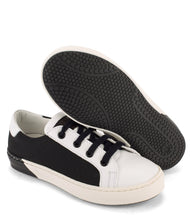 Load image into Gallery viewer, Black & white sneakers
