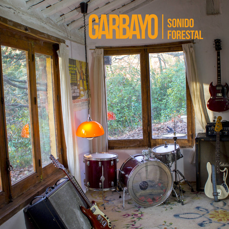 CD de Garbayo - Sonido Forestal