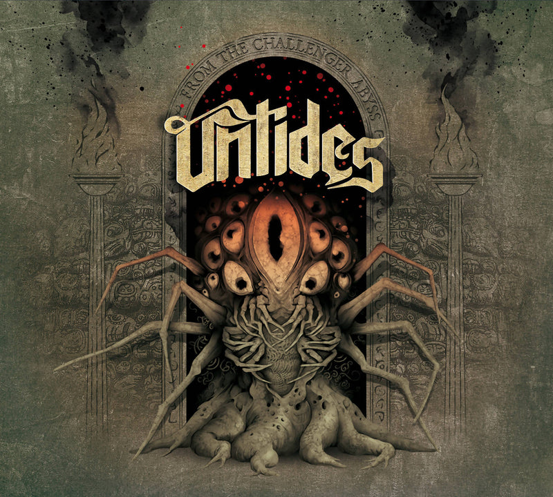 Untides - From The Challenger Abyss