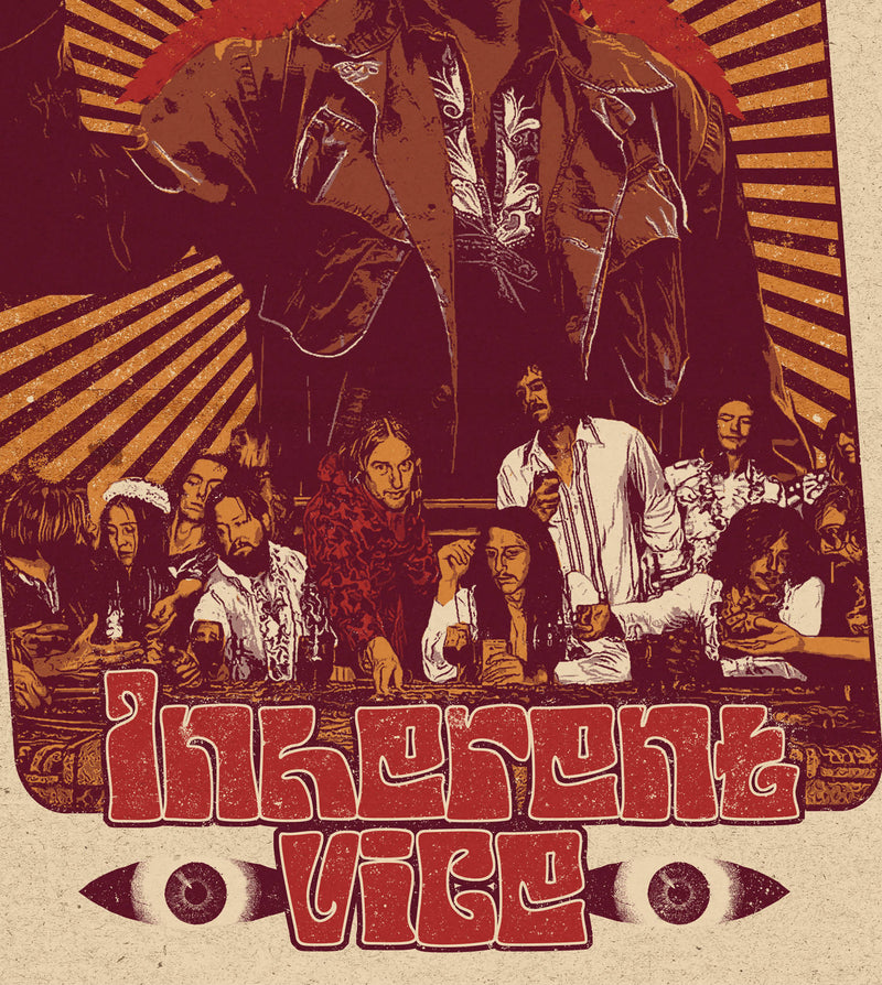 Póster Inherent Vice