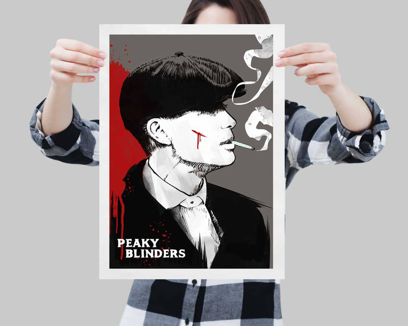 Poster Tommy Shelby Peaky Blinders