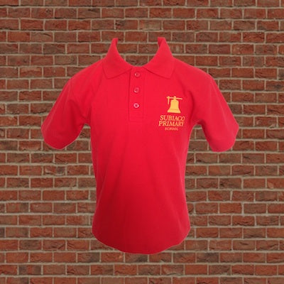 Polo Shirt – Red