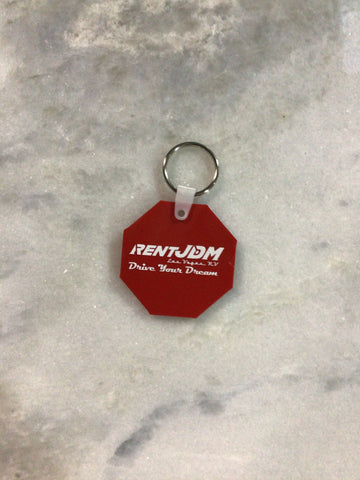 ***NEW ARRIVAL*** Stop Dreaming Start Driving Keychain