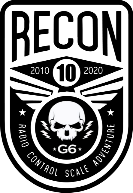 10 Year Anniversary Patch