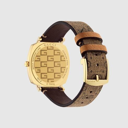 Gucci Disney X Gucci Grip Unisex Watch