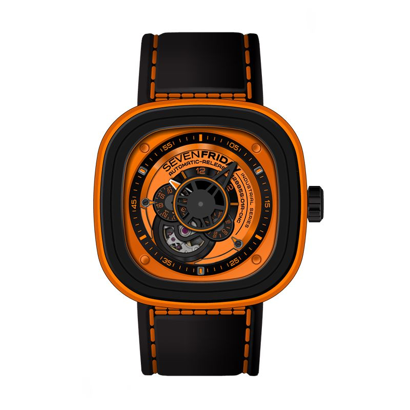 SevenFriday P1/03 P-Series Men's Watch