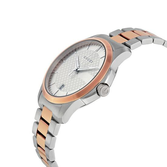 Gucci YA126447 G-Timeless Unisex Watch