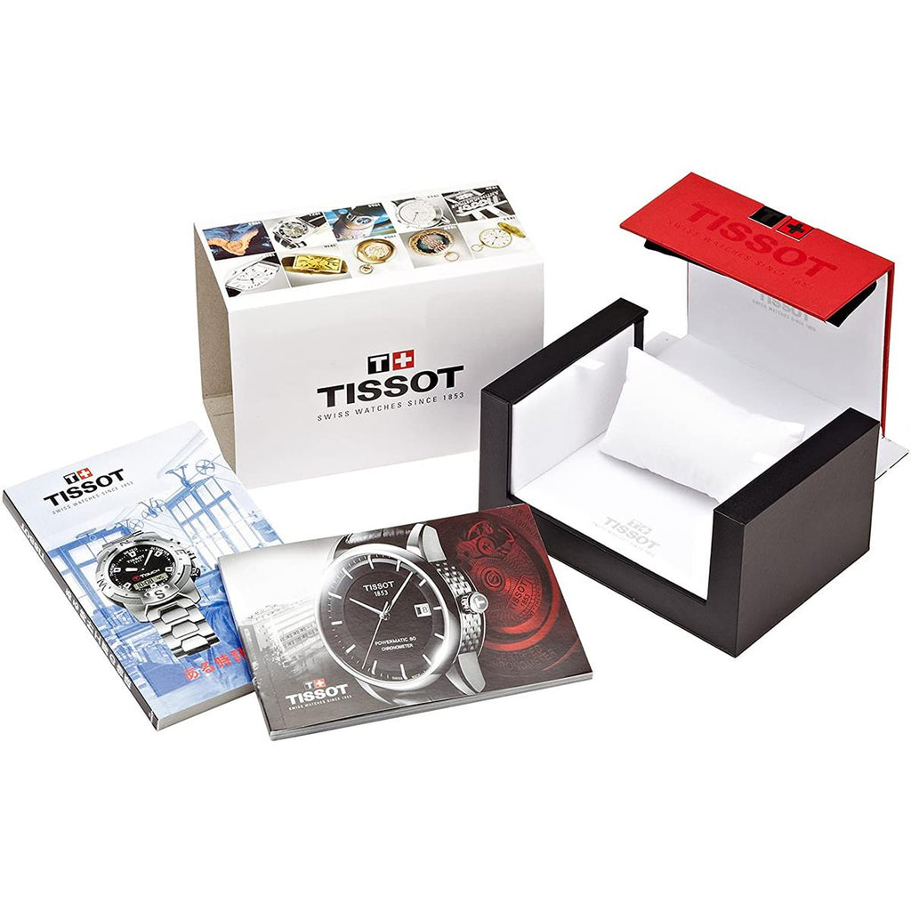 Tissot T033.410.26.053.00 Men's Watch