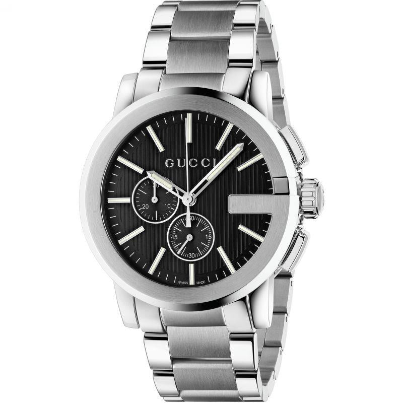 Gucci YA101204 G-Chrono Men's Watch