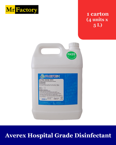 Averex Hospital Grade Disinfectant